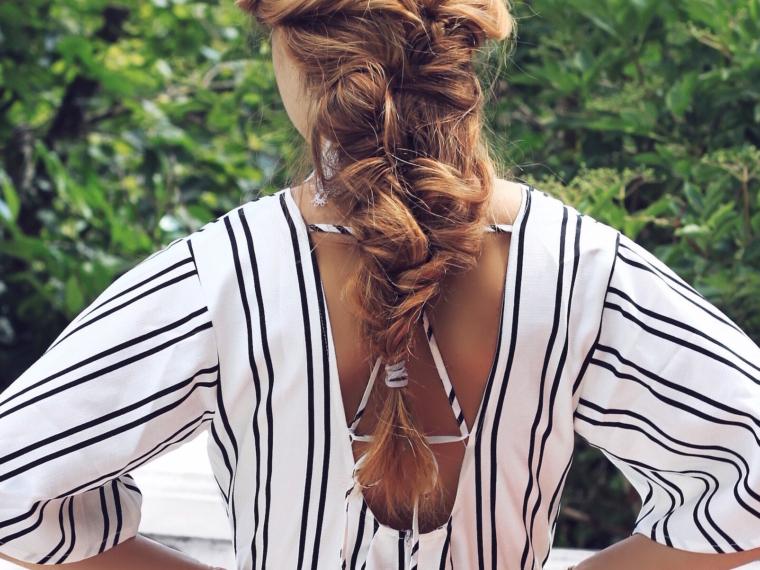Juliana-Chow-hairstyle-braid-outfit-fashion