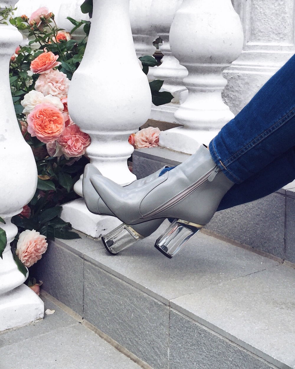JULIANA CHOW - The Top Budget-Friendly Ankle Boots of This Season